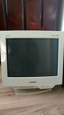 Sony Trinitron Multiscan 17sII Colour Computer Screen. Used But In Very Good Con • 4.74£