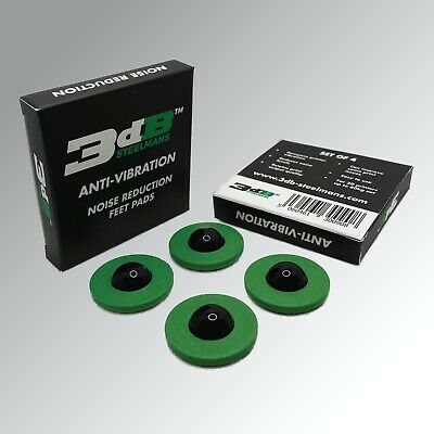 3dB : Anti-Vibration Noise Reduction Feet Pads For 3D Printers (Pack Of 4) • 14.99£