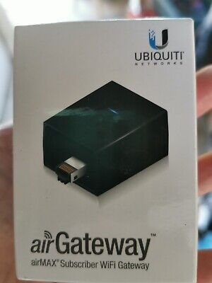 Ubiquiti AirGateway Wireless Router/Access Point • 22.95£
