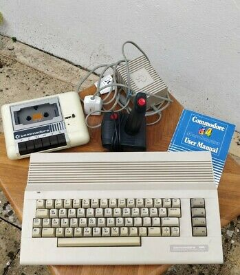 Superb Condition FULLY WORKING Commodore 64 Computer • 51£