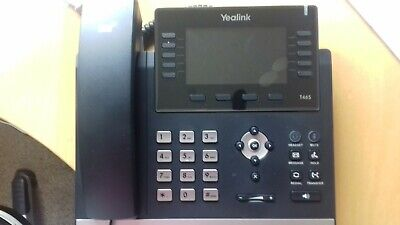 Yealink T46S IP VoIP Desk Phone Handset • 35£