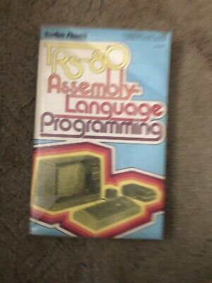 TRS-80 ASSEMBLY-LANGUAGE PROGRAMMING By RADIO SHACK • 9.99£