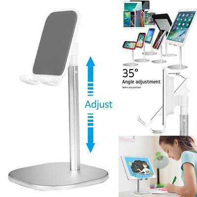 Universal Tablet Stand Desktop Holder For IPad Samsung IPhone Adjustable Bed UK • 8.99£