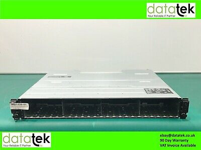Dell PowerVault MD1220 - 2 X 3DJRJ 6G Controllers, 24 X SFF Storage Enclosure • 44.99£