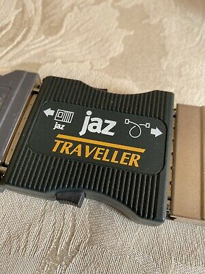 Iomega - Jaz Traveller - W/ Adapter And Cable • 39.99£