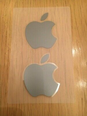 Genuine & Original Apple Logo Stickers  - IPad, IPhone, MacBook • 2£