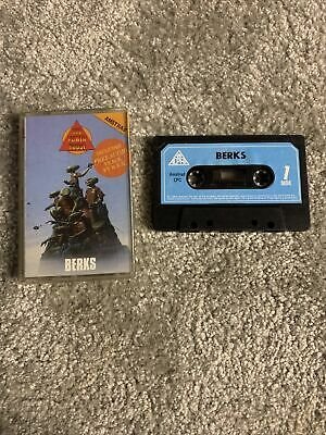 Amstrad CPC RARE Berks - Complete - Fully Tested • 8£