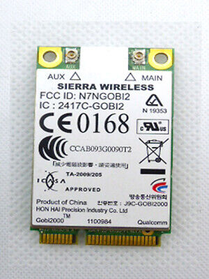 Panasonic CF-19 Umts Network Card Sierra Wireless N7NGOBI2 • 26.28£