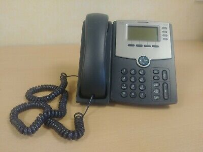 Cisco SPA504G VoIP Phone - 4 Lines - POE - Unlocked • 15£