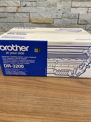 Brother Genuine DR-3200 Drum Unit HL-5340D HL-5350DN HL-5350DNLT HL-5370DW New • 75£