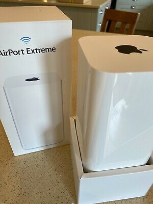 Apple Airport Extreme 6th Gen ME918B/A / A1521 Base Station  • 4.20£