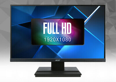 Acer V276hl 27  Full Hd Display Black Hdmi • 97.03£