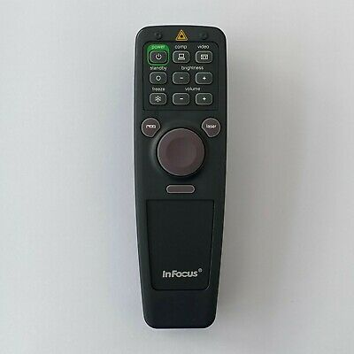 Genuine InFocus Systems IRC-TC Laser Pointer Remote Control - Immaculate • 16£