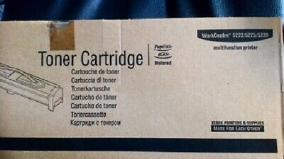 Xerox Toner Metered Cartridge 106R01304 For WorkCenter 5222/5225/5230 • 15£