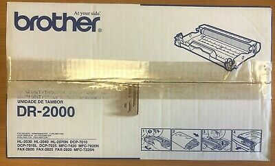 Brother - Drum Unit DR-2000 - New Boxed - Genuine Part- • 16.60£
