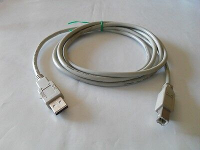 USB Cable 2.0 A Male/B Male MT 2 • 3.38£