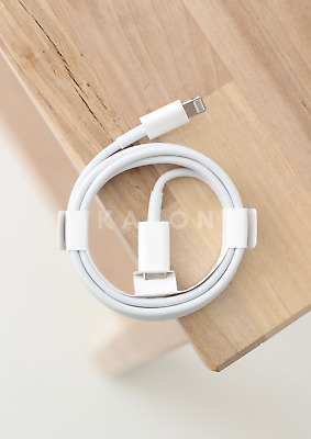 USB C To Apple 8 Pin Fast Charger Cable For IPhone 11 Pro Macbook 1M • 3.95£