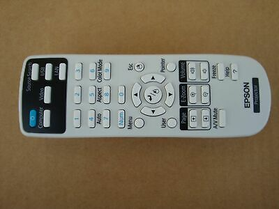 NEW Epson 159917600 Projector Remote Control • 22£