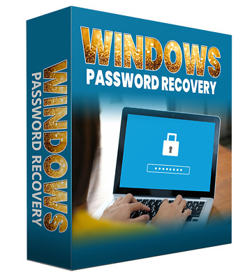 Windows 10 8 7 Password Recovery Bootable USB DVD Reset Bypass Remove App  • 7.97£