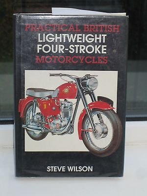 Practical British Lightweight Four-stroke Motorcycles • 40£