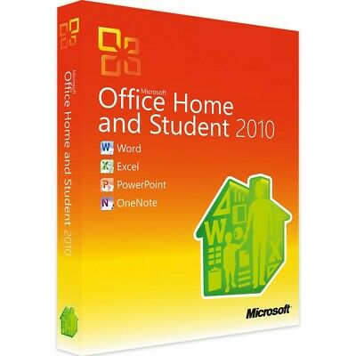 Microsoft Office Home And Student English 2010  • 9.50£