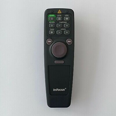 Genuine InFocus Systems IRC-TC Laser Pointer Remote Control - Immaculate • 15.50£
