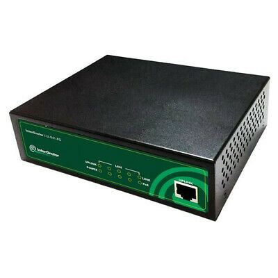 Mains Powered 5 Port Gigabit Unmanaged Switch With 4 PoE+ And 1 Uplink Ports • 35£