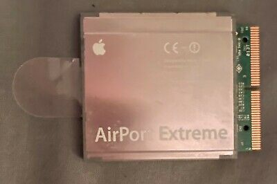 Apple AirPort Extreme WIFI Card A1027 IMac G4 PowerMac G5 PowerBook G4 IBook G4 • 14.99£