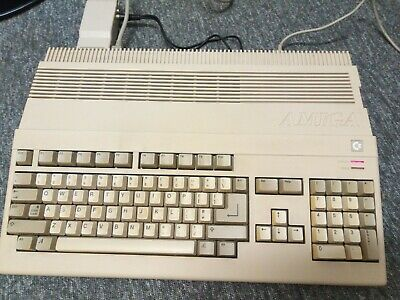 Commodore Amiga 500 With Original Box • 90£