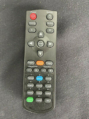 Optoma BR-5047L Laser And Mouse Projector Remote Control - Genuine • 14£