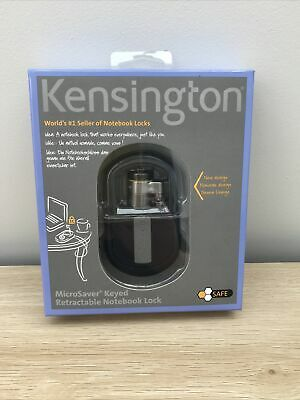 Kensington MicroSaver Keyed Retractable Notebook Lock (New/Sealed)  SKU:K64538EU • 4.50£