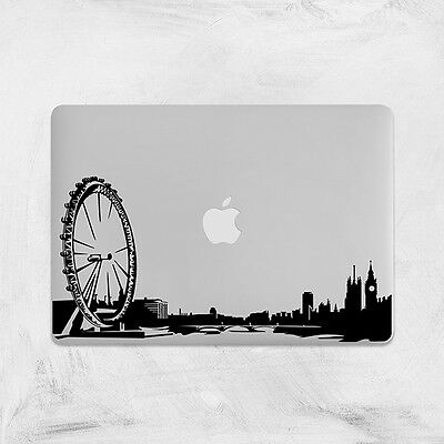 London Skyline Decal For Macbook Pro Sticker Vinyl Laptop Mac Air Notebook Skin • 4.99£