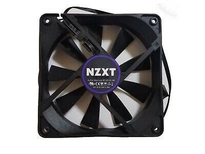 NZXT Rifle Bearing RF-AF12C-RB 120mm Case Fan - OEM • 3.15£