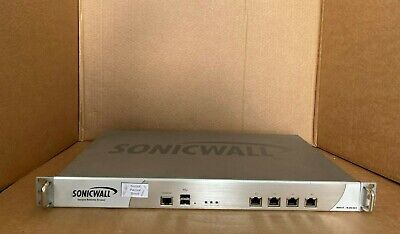 Sonicwall SRA 4200 Secure Remote Access Appliance With Rackmount Brackets • 119.99£