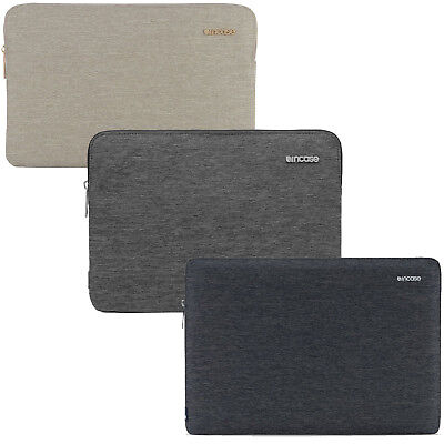 Genuine Incase Zip Protective Notebook Pouch Sleeve Case For MacBook Air 11 Inch • 5.99£