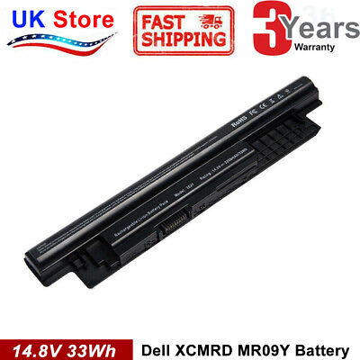 40WH New Battery For Dell Inspiron 3421 5421 3521 5521 3521 3721 MR90Y XCMRD • 17.99£