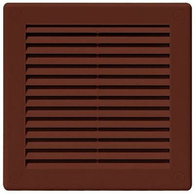 Air Vent Grille Brown Ventilation Cover Sizes 250 X 250mm • 9.99£