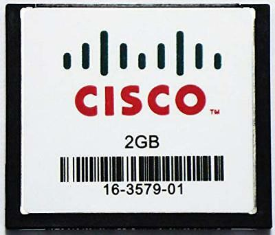 Cisco 2GB Flash For Routers 1900, 2900 And 3900 MEM-CF-2GB • 125.95£