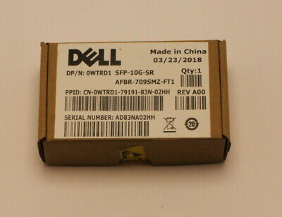 Dell Networking Transceiver SFP+ 10GbE 407-BBOU • 80£