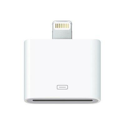 Genuine Apple Lightning To 30-pin Adapter For IPads, IPhone MD823ZM/A A1468  • 34.99£