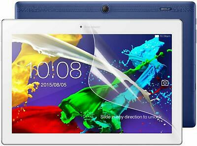 2 PACK Clear Screen Protector For Lenovo Tab 3 TB-X103F 10.1 16GB Tablet • 2.95£