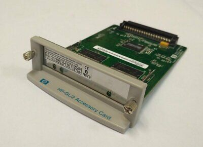 Hp-gl/2 C7776-60002 Card For Hp 500 +128mb +12 Month Warnty Inc Vat  (not 510)   • 125£