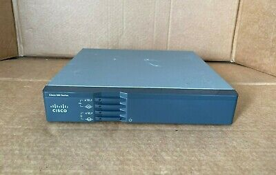 Cisco 867VAE-K9 With No PSU (CISCO867VAE-K9) Cisco 860 Series Router • 54.99£
