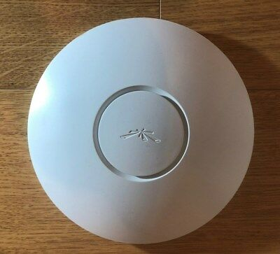 Ubiquiti Unifi AP Wireless N Access Point With No Wall Mount Brackets • 29.99£