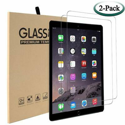 For Apple IPad Screen Protector 2 PACK Air 1 IPad Air 2 IPad 9.7 Tempered Glass • 5.49£