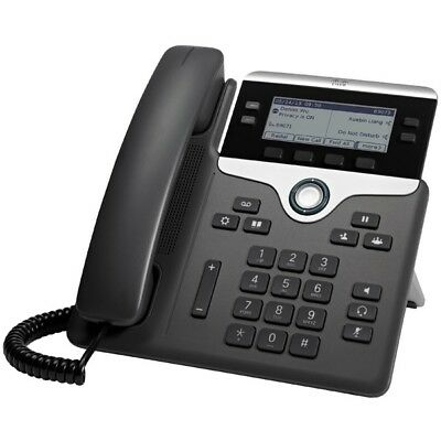 Cisco IP Phone 7841 SIP VoIP PHONE • 125£