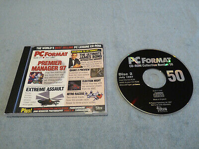 PC Format Demo Disc - Issue 71 July 1997 - Retro PC Gaming • 5£