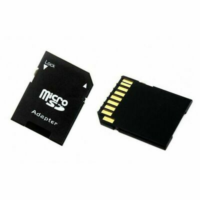 Micro Sd  Memory Card Adaptor Adapter Converter To Standard Sd • 1.49£