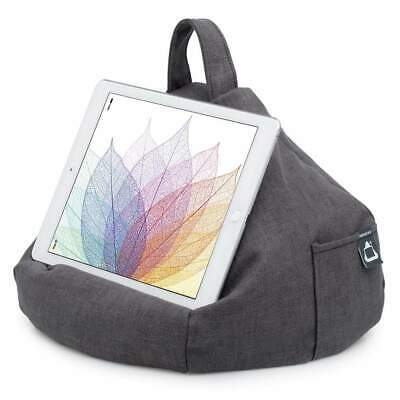IPad, Tablet & EReader Bean Bag Stand By IBeani - Slate Grey • 19.99£