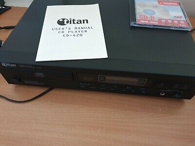 Titan Music On Hold Player With MOH CD • 20£